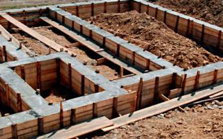 Пропорции щебня песка и цемента в бетоне для фундамента