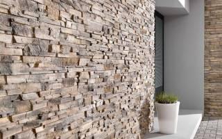 Изготовление искусственного камня из гипса в домашних условиях