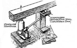 Поднимаем дома деревянные дома