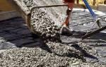 Как залить фундамент бетономешалкой своими руками под дом 10на10?