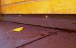 Как сделать внешний угол отлива для цоколя фундамента размеры?