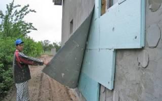 Минеральная вата для утепления стен снаружи какая лучше