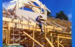 Деревянный дом каркасные работы от фундамента до крыши юхани кеппо