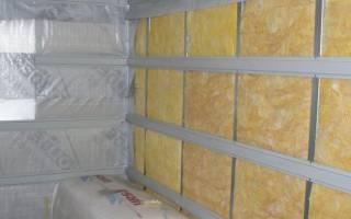 Пароизоляция стен в ванной комнате в деревянном доме