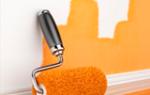 Виды декоративной краски для стен