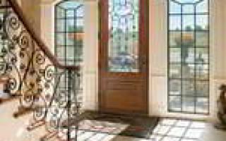 Типы дверных полотен