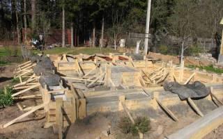 Сколько должен выстояться фундамент перед постройкой
