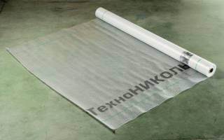 Пароизоляция технониколь для плоской кровли монтаж