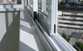 Монтаж раздвижных окон из алюминиевого профиля своими руками
