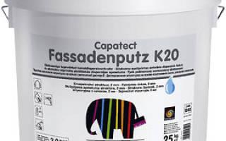 Особенности фасадной краски Капарол