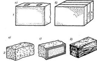 Материалы из горных пород для фундаментов стен облицовки лестниц балюстрады