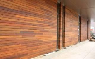 Плюсы и минусы деревянного сайдинга