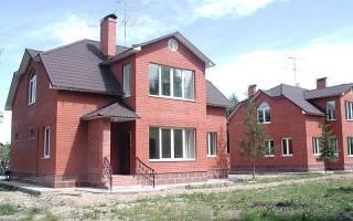 Какой фундамент нужен для дома из кирпича в 1 этаж?