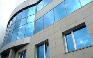 Технология устройства вентилируемого фасада из металлопрофиля
