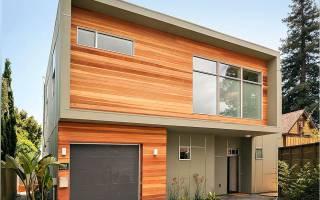 Как монтировать фасадные панели под кирпич?