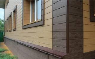 Фасадные панели дпк для наружной отделки дома