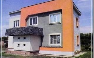Технология мокрый фасад на каркасный дом