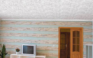 Требования к потолку во влажных помещениях