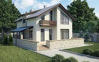 Строительство дома из газобетона от фундамента до крыши своими руками