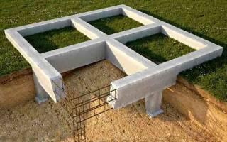 Сколько нужно песка и цемента и щебня на фундамент расчет
