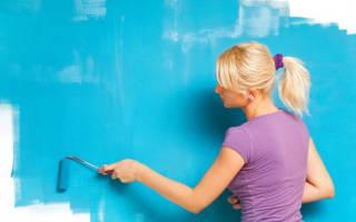 Особенности фасадной латексной краски