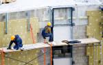 При какой температуре можно делать мокрый фасад
