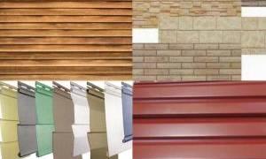 Сайдинг или фасадные панели что дешевле