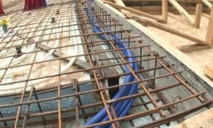 Фундамент плита с ребрами жесткости вниз как сделать опалубку