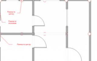 Каркасные дома своими руками 6х8 от фундамента до крыши пошагово