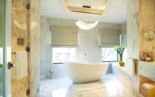 Делаем дизайнпроект ванны и выбираем стиль