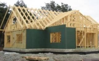 Начало строительства дома своими руками от фундамента до крыши