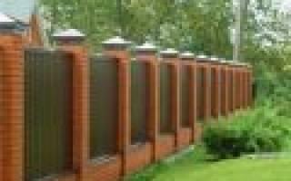 Правила установки забора между соседями в частном доме в рб