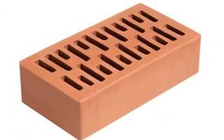 Красный кирпич из глины для фундамента в нижнем новгороде