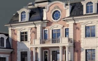 Фасадные молдинги для наружной отделки дома