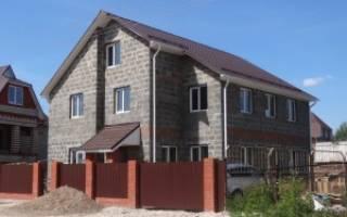 Какой фундамент лучше для дома из арболита на глинистой почве?