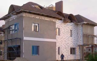 Утеплитель для фасада дома какой лучше