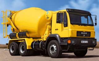 Сколько стоит миксер с бетоном для фундамента в москве в 1 м3 цементного раствора цемента кг
