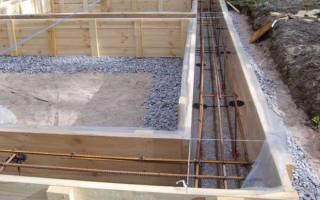 Сколько нужно арматуры на 1 куб бетона для фундамента