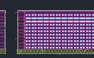 Монтаж вентилируемых фасадов из алюминиевых композитных панелей
