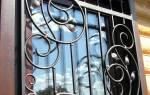 Какие решетки на окна лучше сварные или кованые?