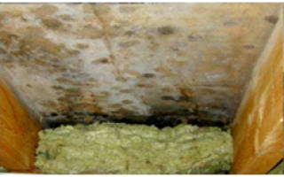 Лента для пароизоляции и утепления стыков